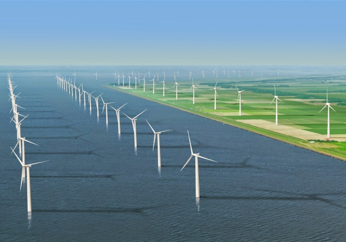 Siemens-to-Build-Offshore-Part-of-Noordoostpolder-Wind-Farm-The-Netherlands